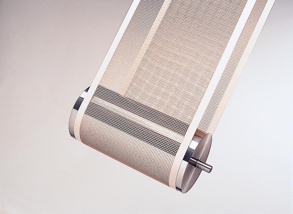 A type mesh belt
