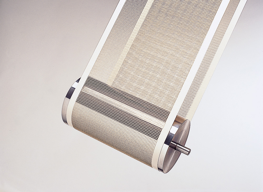G type mesh belt