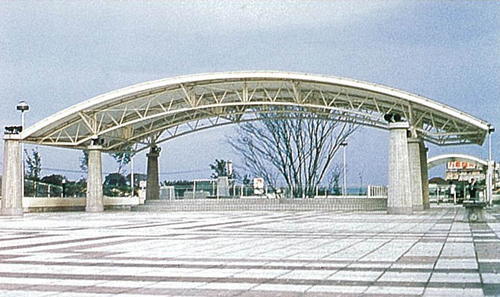 Ishioka Station Park