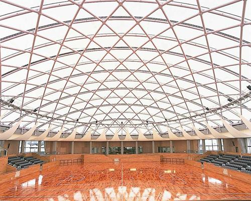 Kasuya Dome