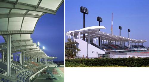 Wave Stadium Kariya / multipurpose ground